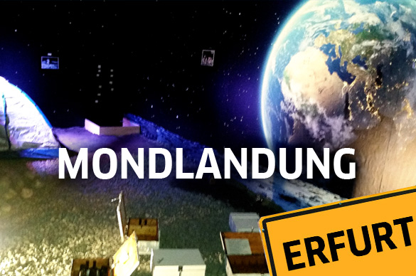 Escape Room Erfurt – Mondlandung