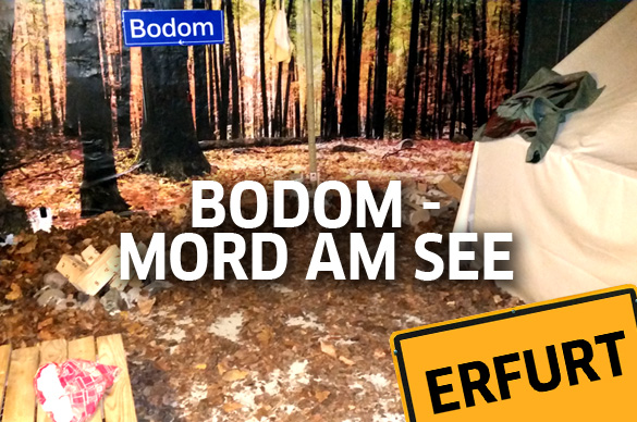 Escape Room Erfurt – Bodom – Mord am See