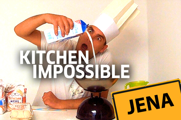 Escape Room Jena – Kitchen Impossible