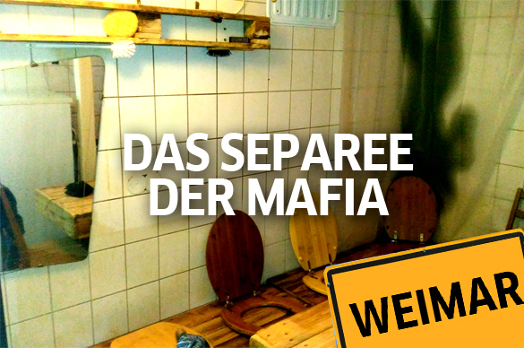 Escape Room Weimar – Das Separee der Mafia
